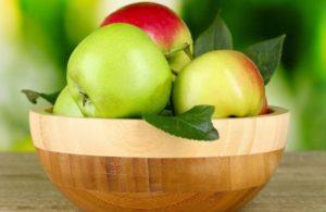 Яблоки при панкреатите